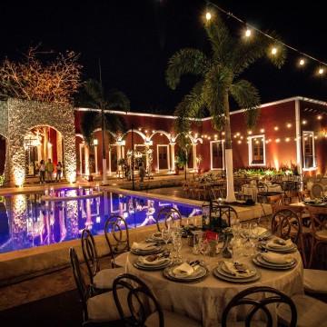Hacienda Chaká, favorita entre las haciendas para bodas en Mérida