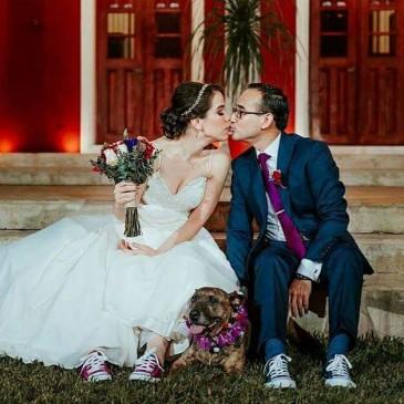 Tu perro en tu boda, lugares pet friendly.